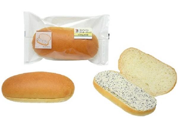 Seven Eleven Coppe面包(饼干奶油)