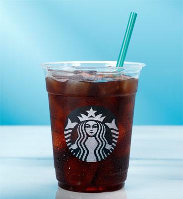 星巴克,冷酿咖啡