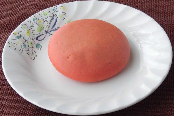 草莓色糯性皮肤。