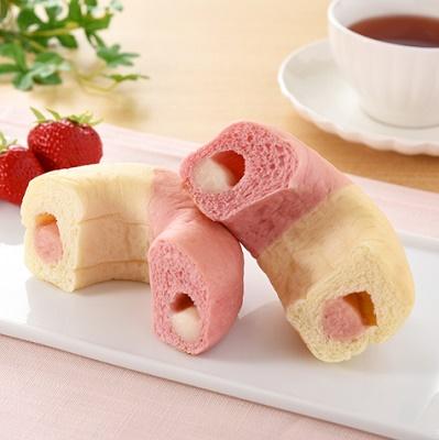 FamilyMart草莓牛奶西班牙