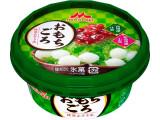 森永 おもちごろ 抹茶あずき氷 カップ140ml