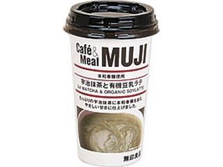 無印良品 Cafe&Meal MUJI 宇治抹茶と有機豆乳らて