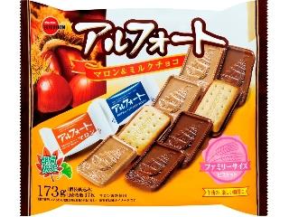 「アルフォート商品アルフォートFS(マロン&ミルクチョコ)」の画像検索結果