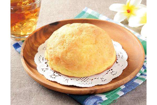 ローソン「塩バターメロンパン ゲランドの塩使用」