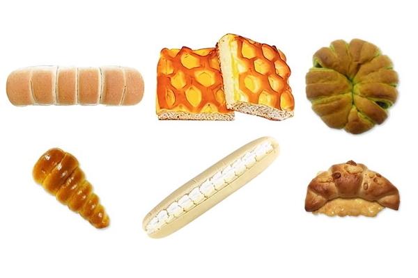 ひと目で美味しいとわかる菓子パンが勢ぞろい! 2016年上半期コンビニパンランキング★