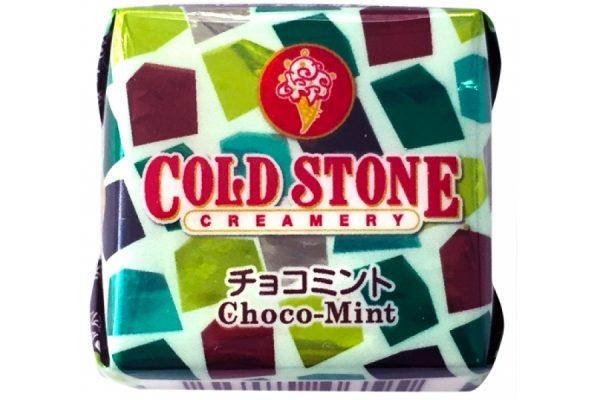 チロルチョコ〈コールドストーンチョコミント〉