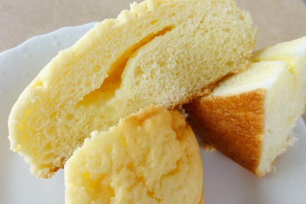 チーズメロン断面