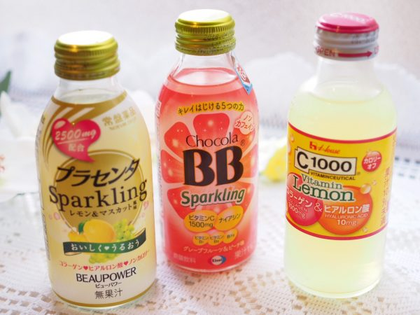 夏に飲みたい!お肌にうれしい美容ドリンク3つを飲み比べ【#コスメシ】