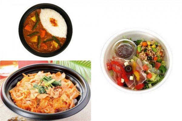 東北限定セブンの10種の野菜が気になる!:みんなが食べたい! 最新コンビニ弁当ランキング