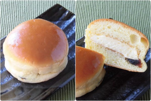 パン 断面