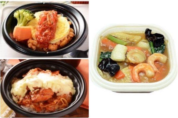 コンビニで本格中華丼:みんなが食べたい! 最新コンビニ弁当ランキング