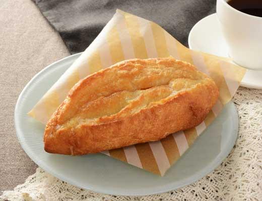 ローソン、メープルバターフランスパン