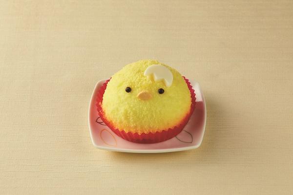 セブンイレブン ことりのムースケーキ うさぎのムースケーキ イースターエッグ