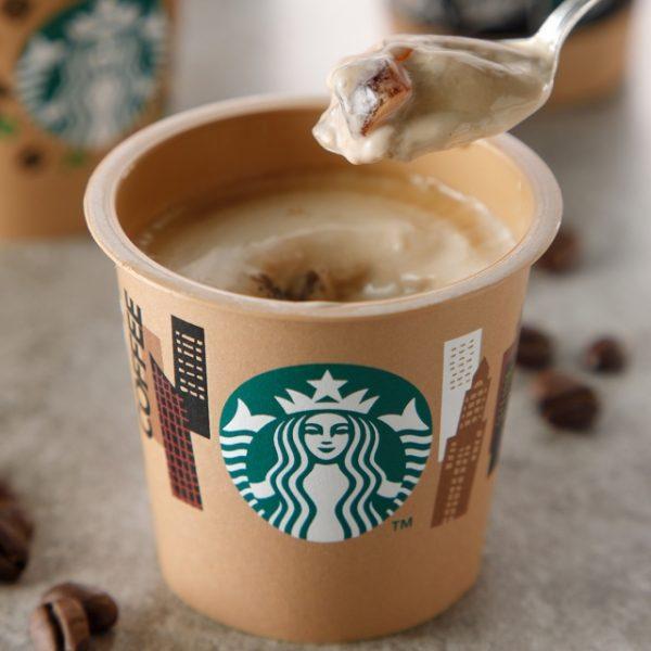 スターバックス コーヒー&クリームプリン