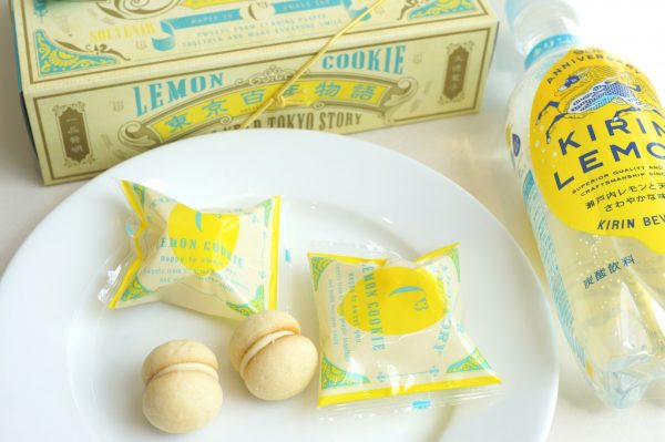 【新・東京お土産】キリンレモンがお菓子になった!第2弾「東京百年物語」を実食レポ