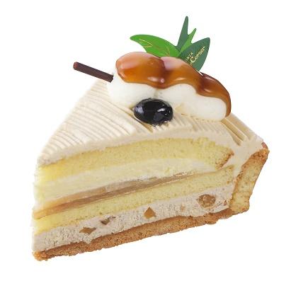 銀座コージーコーナー 香ばしほうじ茶のケーキ  みたらしと求肥のティラミスタルト 苺とあんこの和ロール  ミルショート(抹茶と苺)