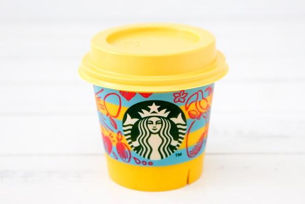 スターバックスコーヒー マンゴー&パッションフルーツプリン