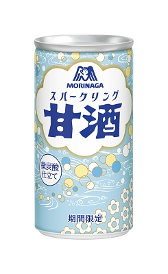 森永製菓 スパークリング甘酒