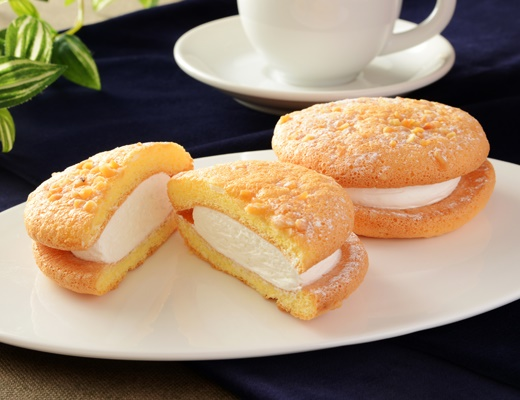 ローソン 北海道チーズのふんわりサンド