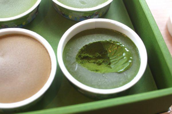 濃さが半端ない!ななやの「抹茶ジェラートプレミアムNo.7」を実食レポ