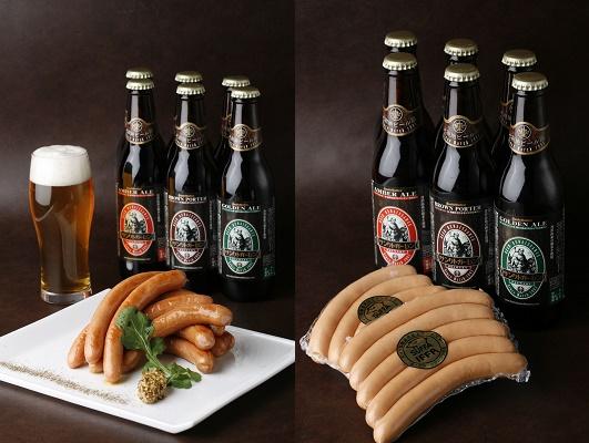 サンクトガーレン 父の日3大特典付き地ビール&ソーセージセット