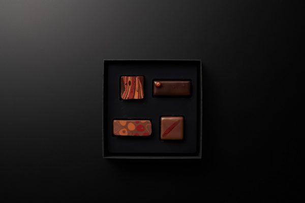 1日150個プレゼント!「トシ・ヨロイヅカ」監修チョコレートを配布「nismo ロードカー展示イベント」