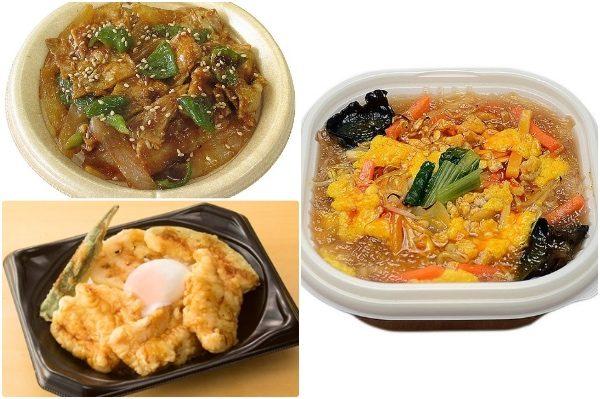 今週も丼祭りだ!豚・鶏・野菜:みんなが食べたい! 最新コンビニ弁当ランキング
