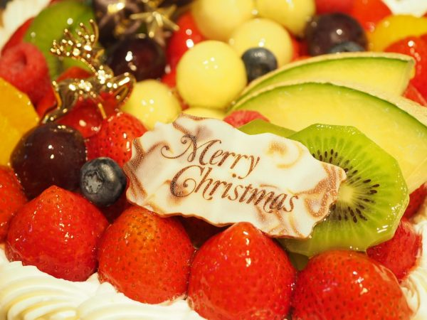 東京駅・グランスタのクリスマスフェア!おすすめケーキ4選!