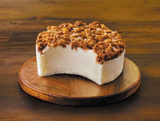 ロッテ SWEETS SQUARE まったり濃厚なNY(ニューヨーク)チーズ ケーキアイス