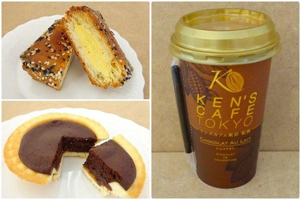"""ケンズカフェ人気♪2品まとめてランク入り:みんなが""""食べたい""""新商品ランキング"""