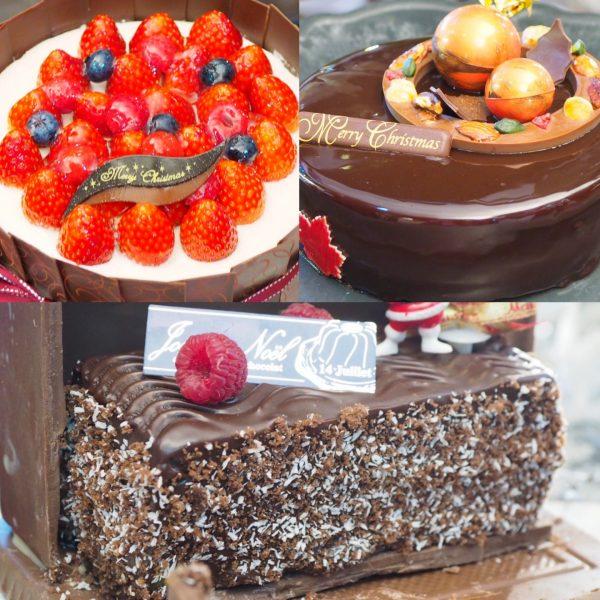 エキュートのクリスマスケーキは3つのテーマで登場!オススメをご紹介!