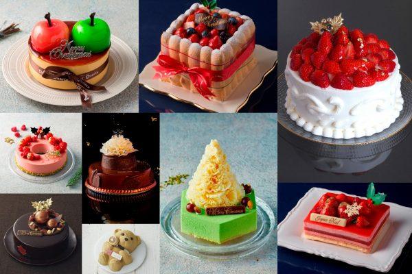エキュートのおすすめクリスマスケーキ30選!いちご&チョコ好き必見!