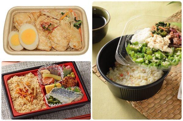 ネバネバで健康お弁当!:最新コンビニ弁当TOP3