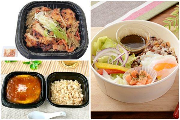 1位は暑い日におすすめなサラダごはん♪:最新コンビニ弁当TOP3