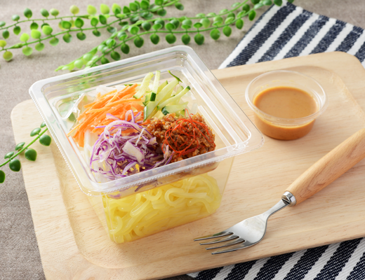 ローソン_NL担々麺サラダ