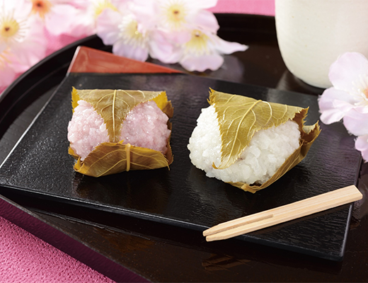 桜餅こしあん 2個