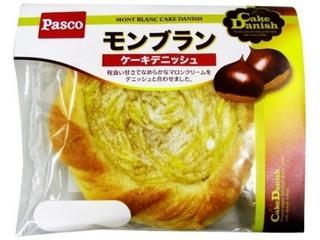 online store ed041 2ffa7 Pasco モンブランケーキデニッシュ 袋1個