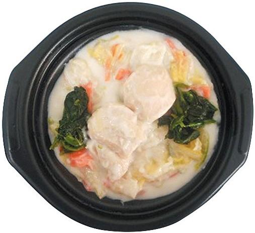ファミリーマート 鶏と白菜のクリーム煮の口コミ 評価 値段 価格