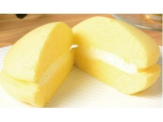 ローソン ふわふわサンド 北海道産生クリーム使用