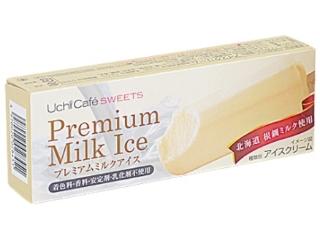 ローソン Uchi Cafe' SWEETS プレミアムミルクアイス