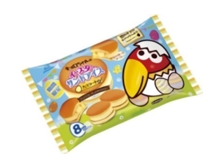 森永製菓 キョロちゃんのイースターサンドアイス  袋23ml×8