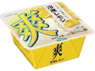 ロッテ 爽 冷凍レモン カップ190ml