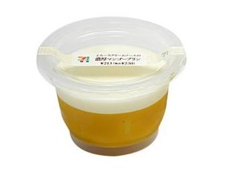 セブン-イレブン とろーりクリームソースの濃厚マンゴープリン