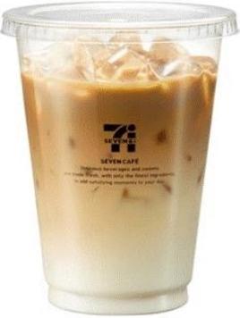 アイス カフェラテ セブン シャリシャリ、とろーり。セブンに「カフェラテスイーツ」登場 アイスにカフェラテをかける新感覚スイーツ(ねとらぼ)