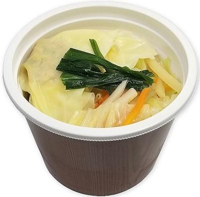 スープ ワンタン
