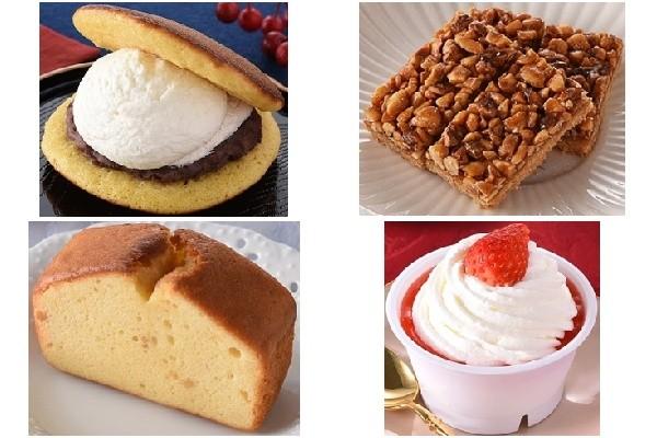 今週新発売のファミマスイーツまとめ!さっくりフロランタンやほおばるいちごケーキなど♪