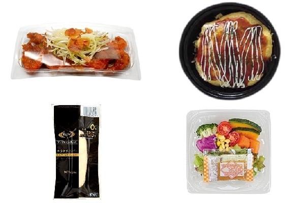 新発売のコンビニ惣菜:セブン「おつまみガーリックシュリンプ」ほか